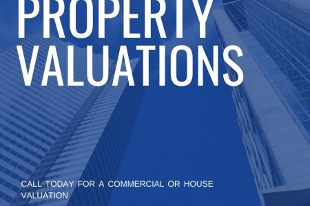 Commercial Property Valuations Infographic