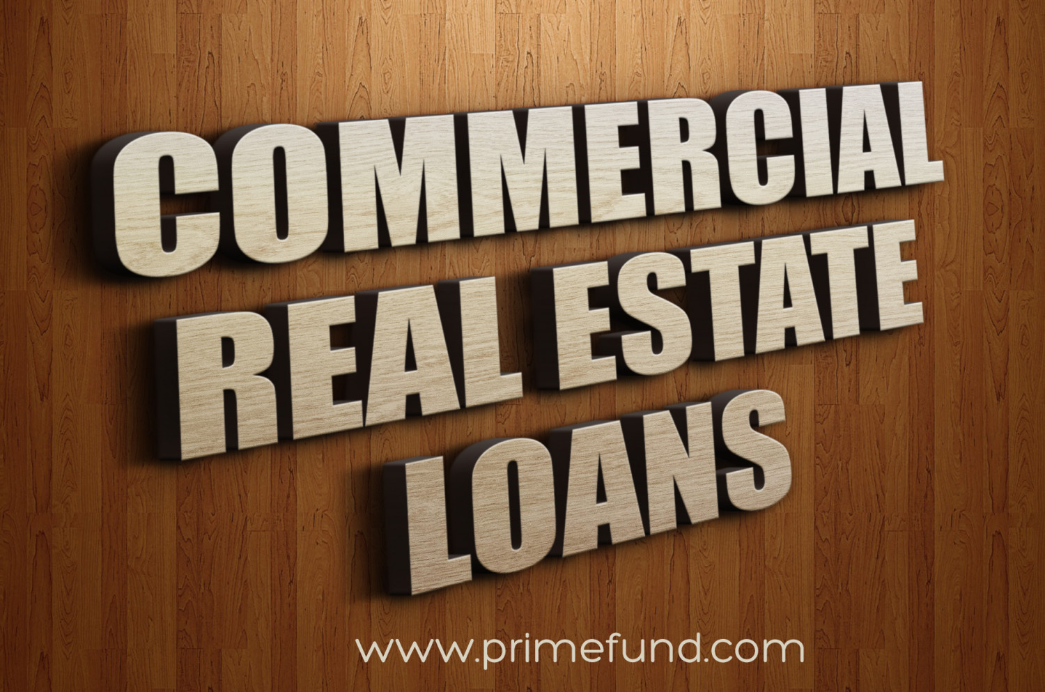 commercial real estate loans Infographic
