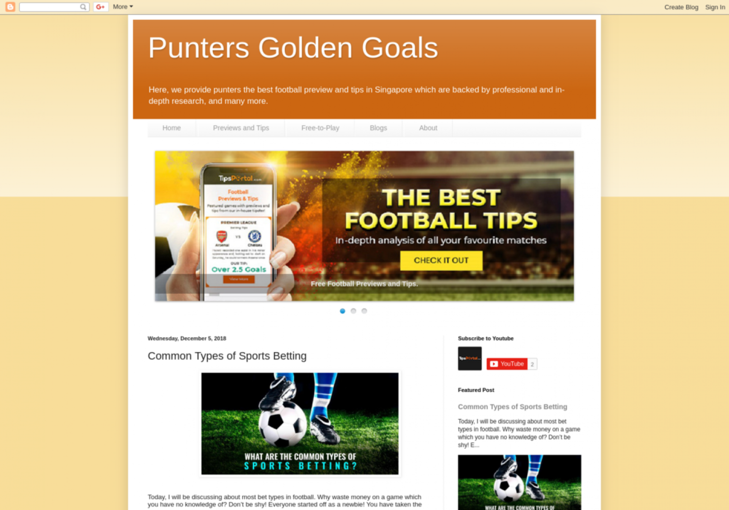 Common Types of Sports Betting Infographic