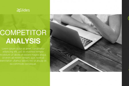 Competitor Analysis PowerPoint Template | Free Download  Infographic