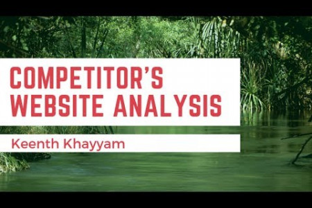 Competitor Website Analysis Easy Guide To Competitive Analytics Infographic