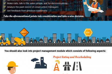 Complete your Construction Project as per your Expections Infographic