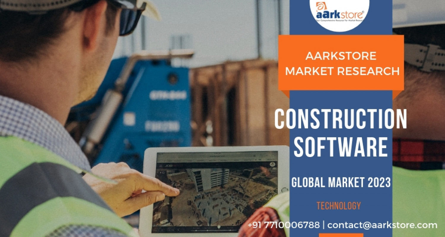 construction software Industry Infographic