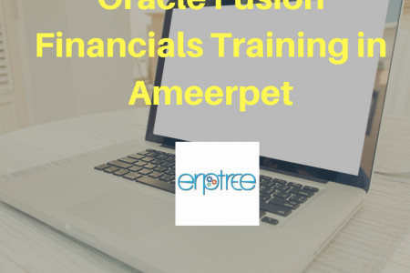Consult Our Experts For Oracle Fusion Financials Training in Ameerpet | Attend Free Demo Infographic