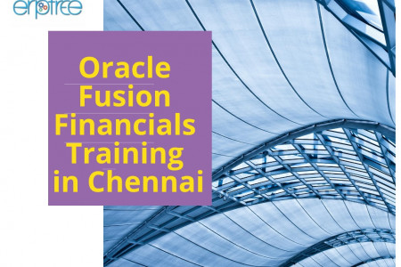 Consult Our Experts For Oracle Fusion Financials Training in Chennai | Attend Free Demo Infographic
