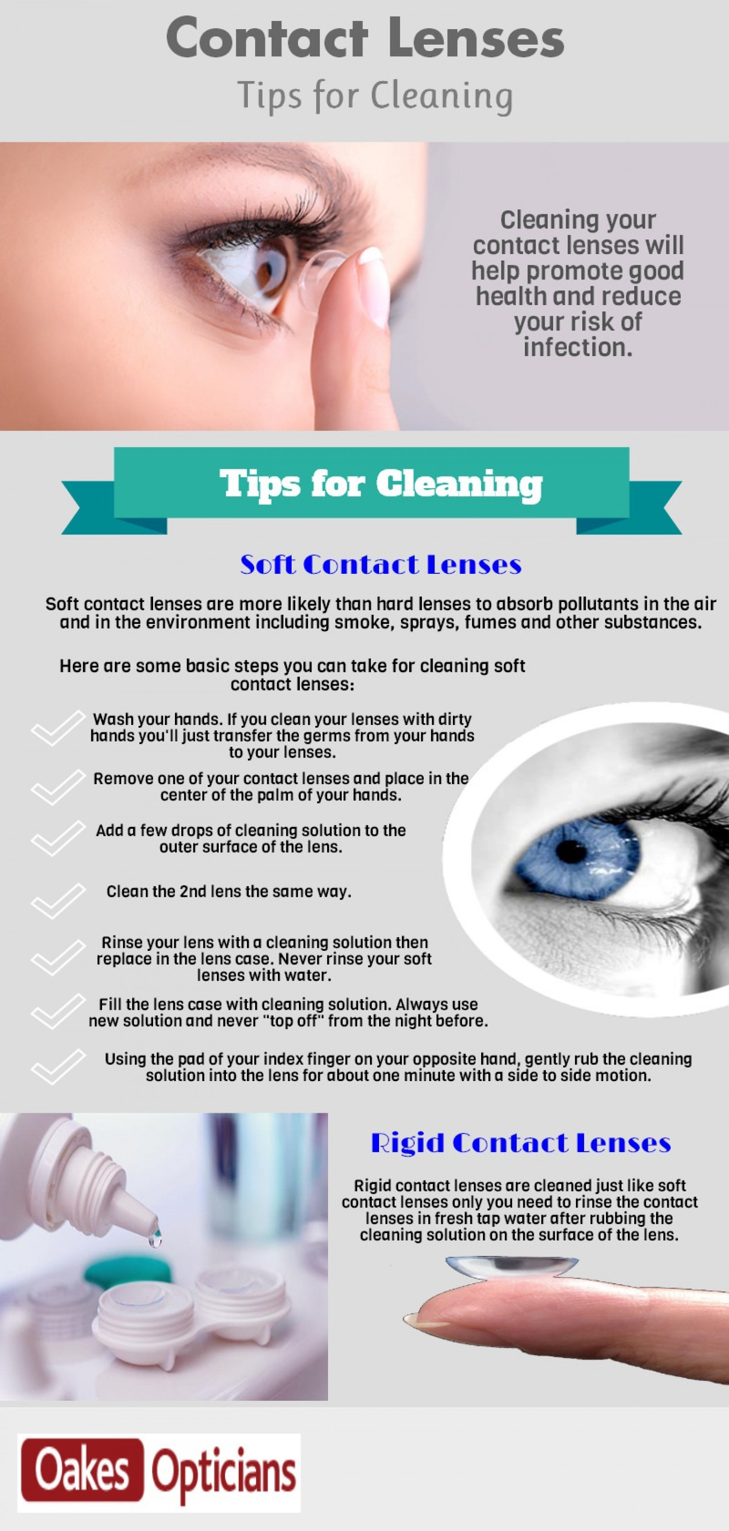 Guide to Buying Contact Lenses