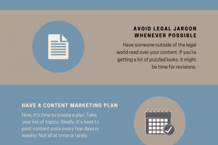 Content Marketing for Law Firms: Grow Your Firm Fast Infographic