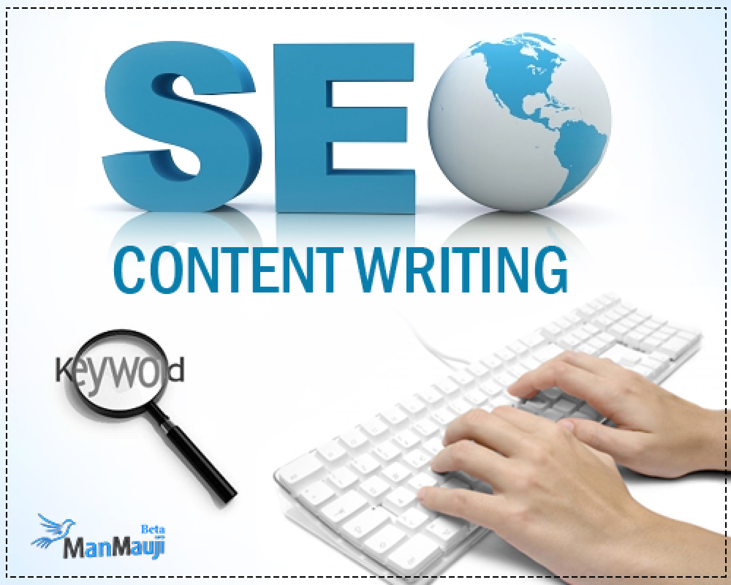 Content Writing Service Infographic
