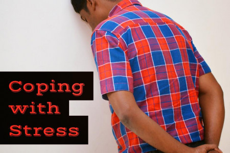 Coping with Stress Infographic