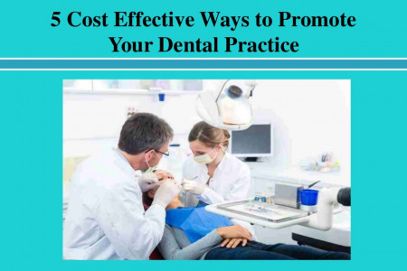 Cost Effective Ways to Promote Your Dental Practice Infographic