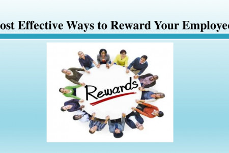 Cost Effective Ways to Reward Your Employees Infographic