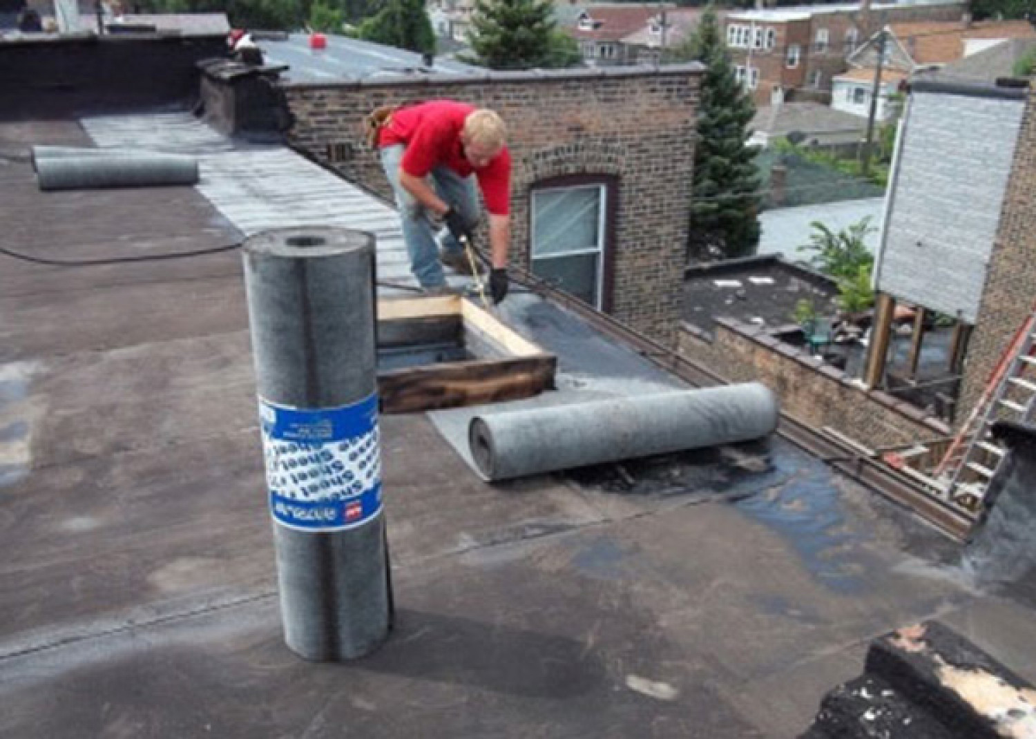 Cost-effective Chicago Roof Repair Services inIllinois Infographic