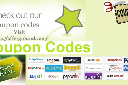 Coupon Codes Infographic