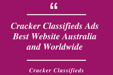 Cracker Classifieds Ads Best Website Australia and Worldwide Infographic