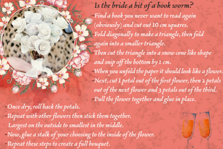 Craft A Wedding To Remember Infographic