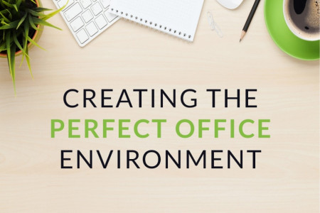 Creating the Perfect Office Environment | Your Electrics Infographic