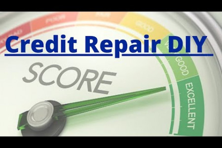 Credit Repair Infographic