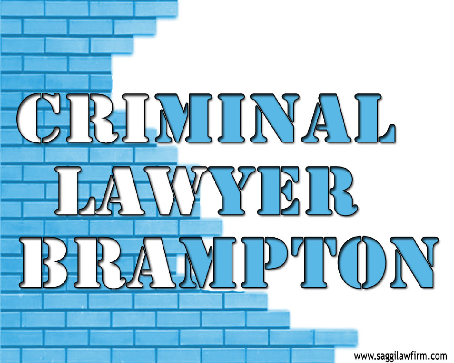 Criminal Lawyer In Brampton Infographic