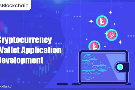 Crucial Considerations for Developing a Cryptocurrency Wallet Application Infographic