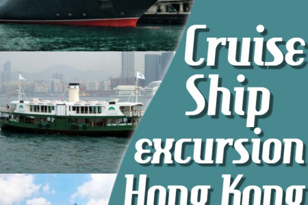 Cruise ship excursion Hong Kong Infographic