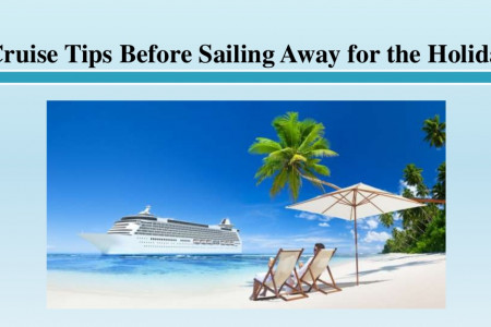 Cruise Tips Before Sailing Away for the Holidays Infographic