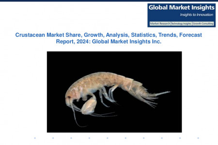 Crustacean Market, Industry Analysis, Regional Outlook, Competitive Market, Forecast 2016 – 2024 Infographic