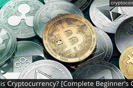 Cryptocurrency: What is it? [Complete Beginner's Guide] Infographic