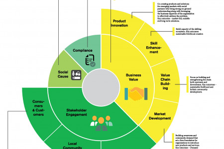 CSR Strategies  Infographic