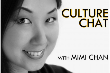 culture chat podcast with mimi chan Infographic