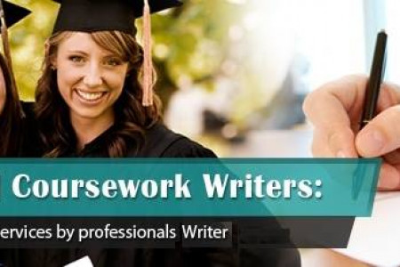 Custom Coursework Writing Service Infographic