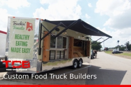Custom Food Truck Builders Infographic