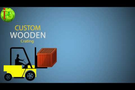 Custom Wooden Crating Services with Packing Service, Inc.  Infographic