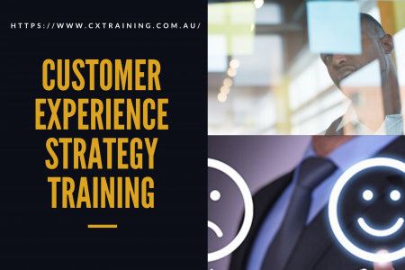 Customer Experience Strategy Training Infographic
