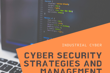Cyber Security Strategies and Management Infographic