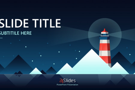 Dark themed 30 Slide Template Pack | Free Download Infographic