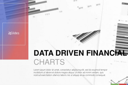 Data Driven Financial Templates | Free Download Infographic
