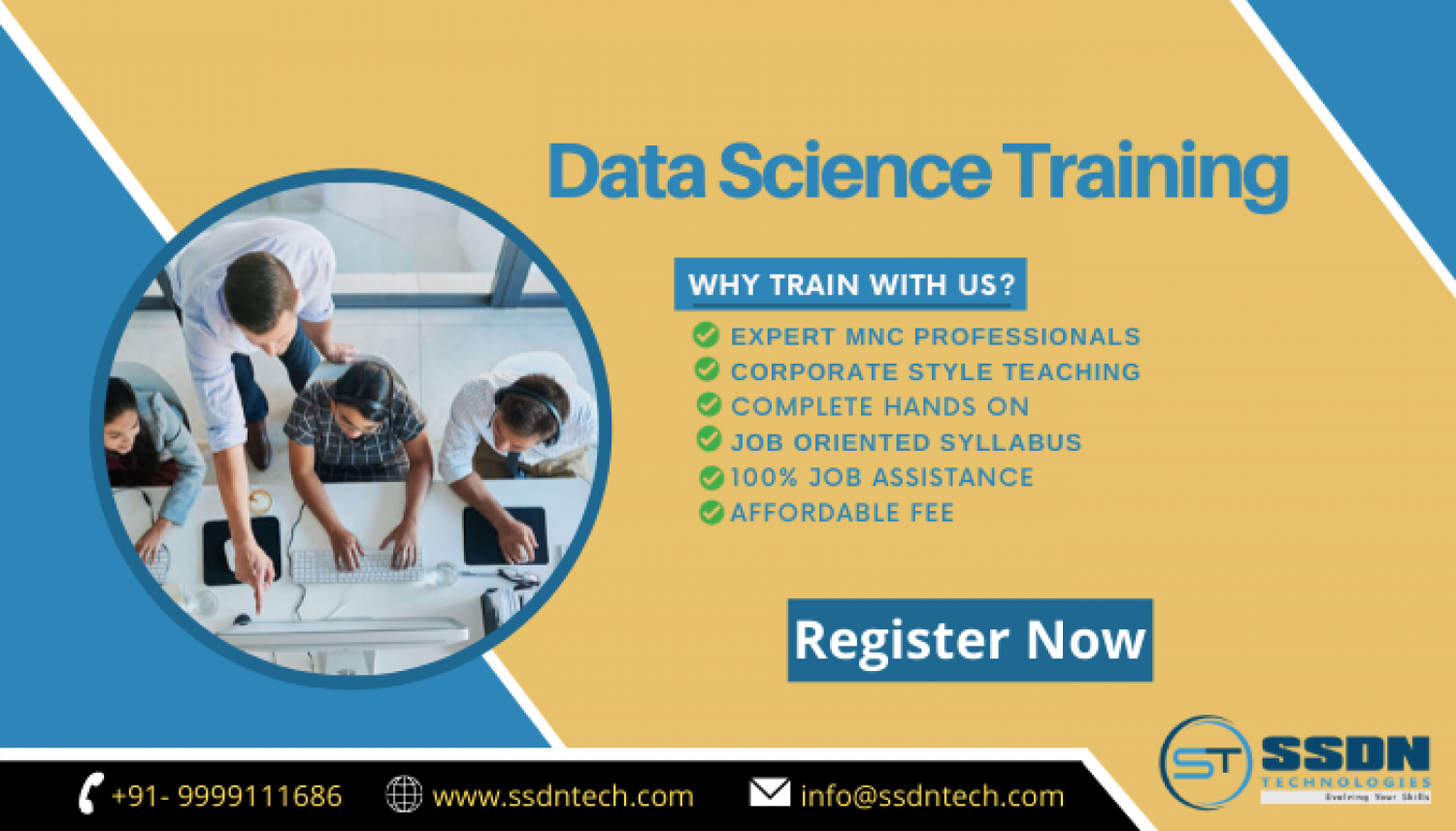 Data Science Course in Gurgaon Infographic