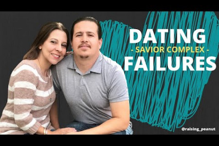 Dating Fails! The savior complex - How we try to fix him or her because we see potential Infographic