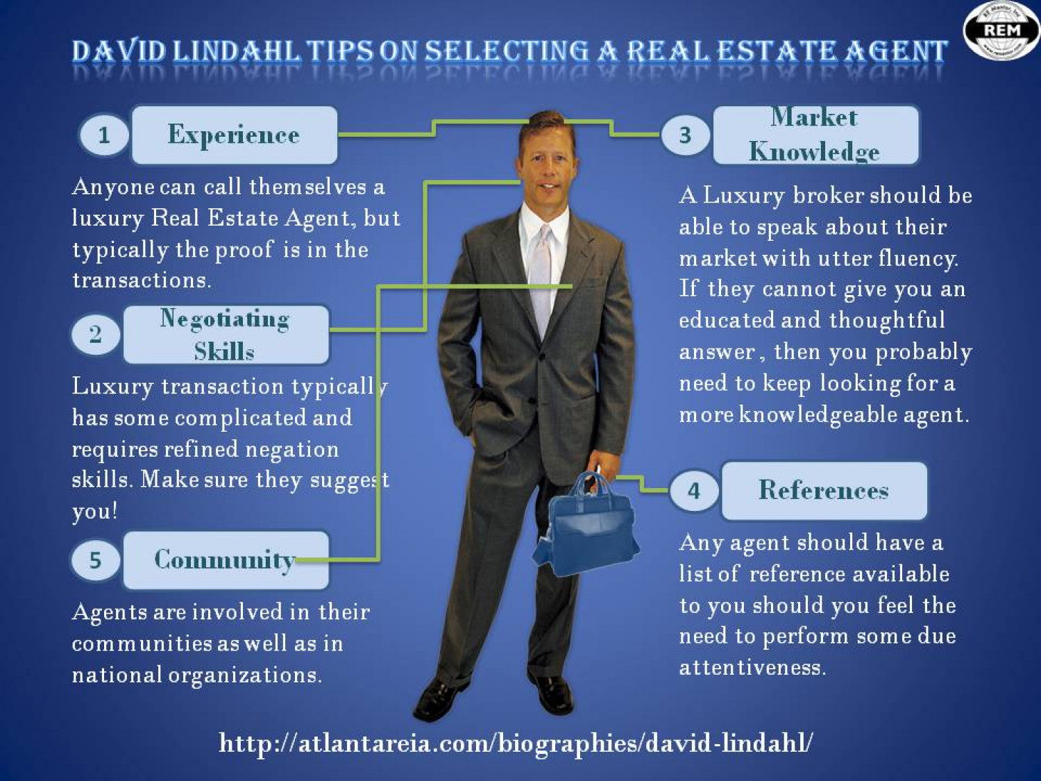 reference for real estate agent