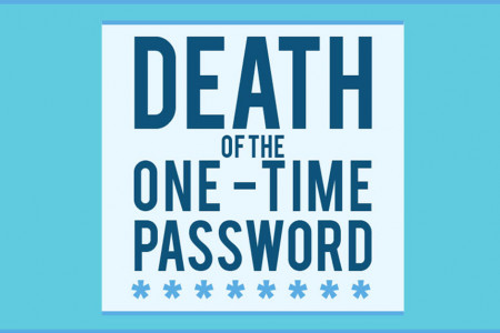 Death of the Password – Infographic Infographic