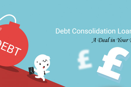 Debt Consolidation Loans for Bad Credit with No Guarantor Infographic