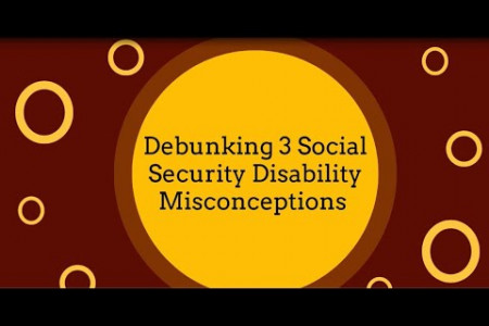 Debunking 3 Social Security Disability Misconceptions  Infographic