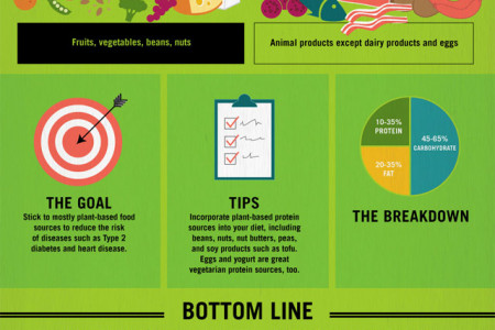 Decoding Diets: Which Lifestyle is Right for You? Infographic
