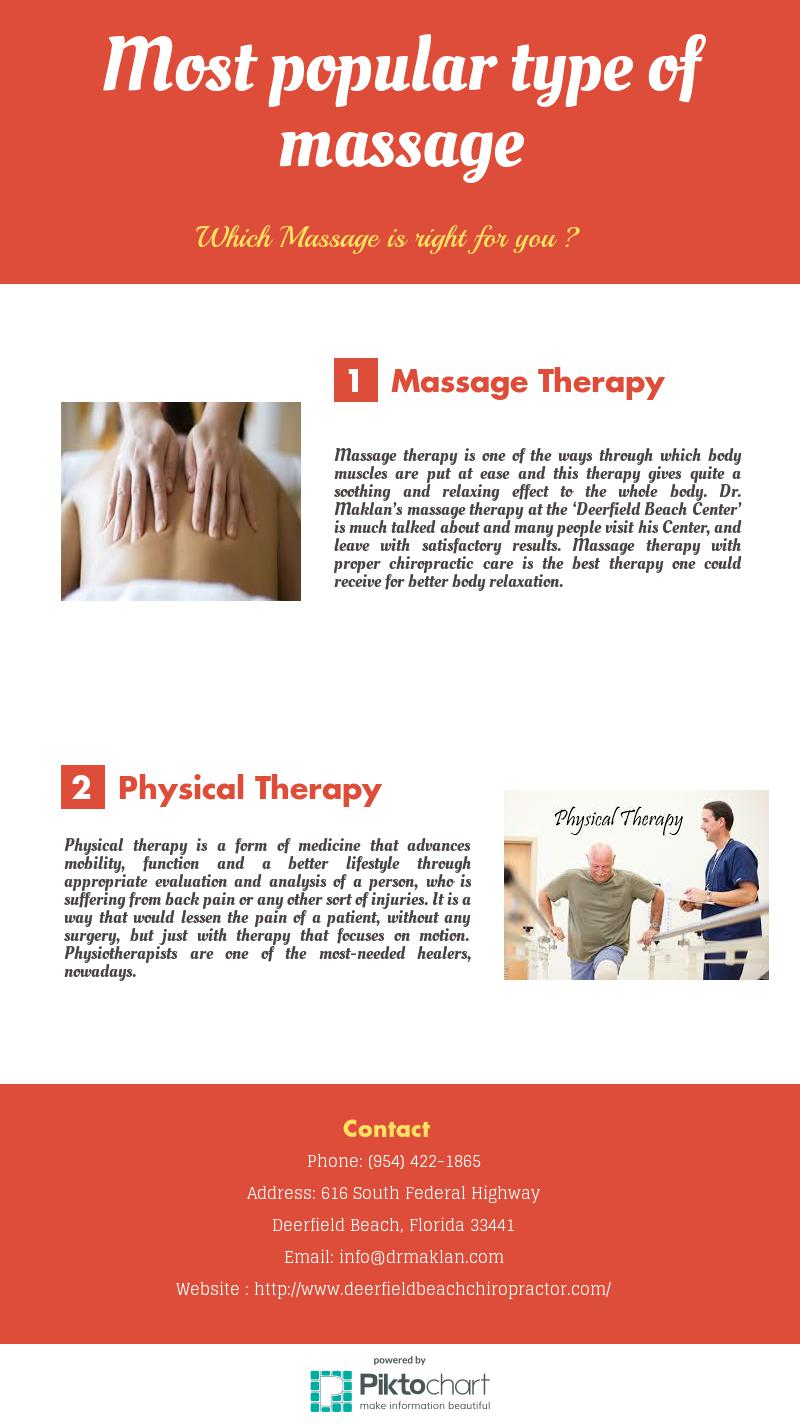 Massage Therapy in Deerfield Beach