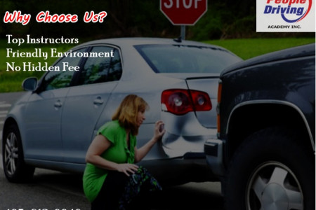 Defensive Driving Course in Calgary Infographic