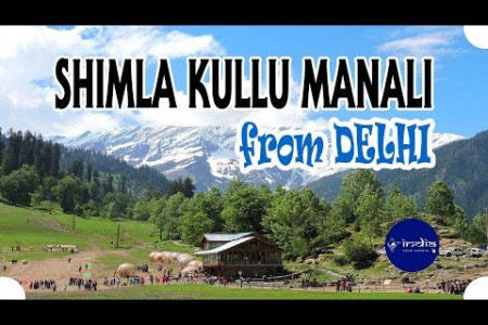 Delhi to Shimla Kullu Manali Couple Tour Package Infographic