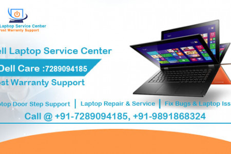 Dell Post Warranty Support Centerin Sec-50, 51 and 52 Noida Infographic