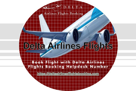 Delta Airlines Flights: Book Your Delta Air Tickets Today Infographic