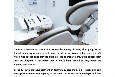 Dental Appointments: Expectation vs Reality Infographic