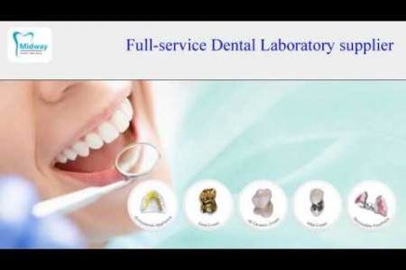 Dental Removable Prosthetic | Midway Dental Lab Infographic